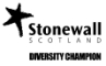 Stonewall Scotland - Diversity Champion
